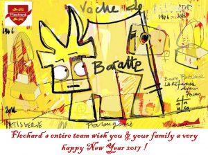 Carte-postale Flechard - choix 1